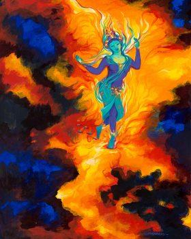 Goddess Of Certain Magical Displays