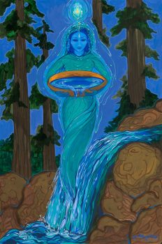 Goddess Of Drinking Water