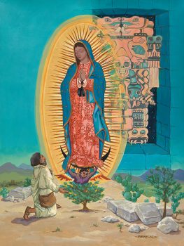 Our Lady Of Guadalupe-Tonantzin