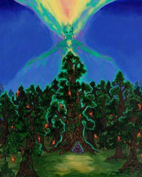 Spirit Of The Ancient Tree